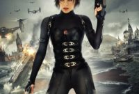 Resident Evil :Retribution movie hindi dubbed download
