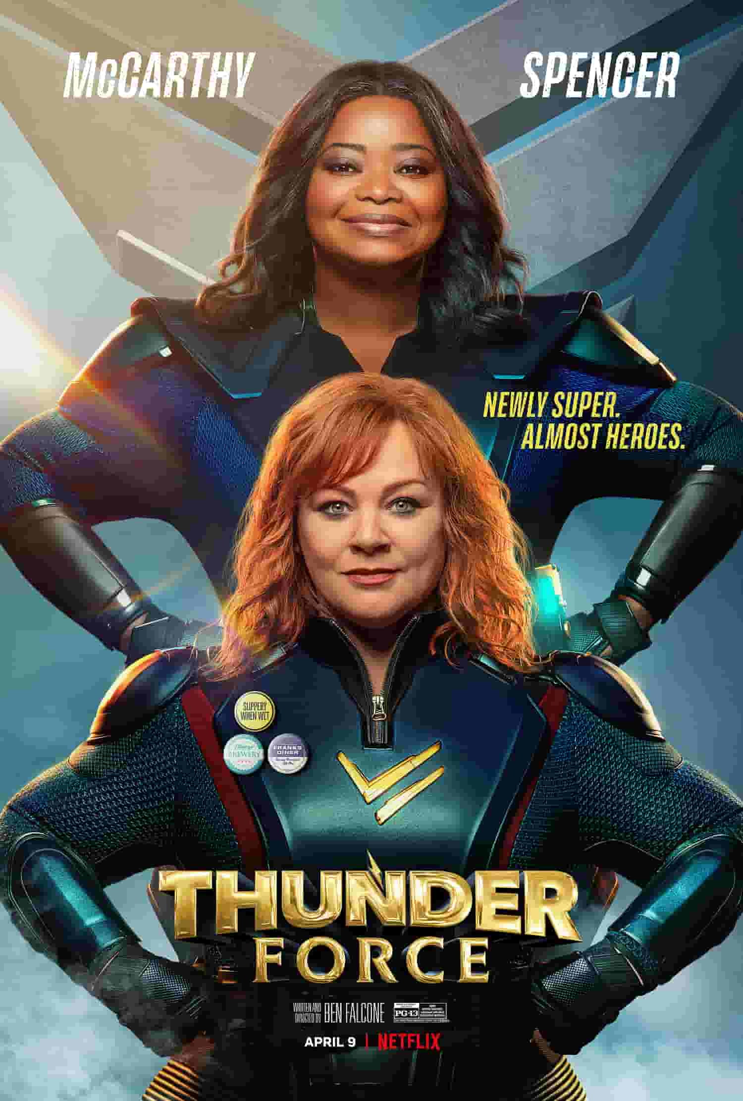 Thunder Force full movie download in english