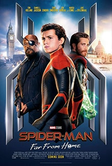 Spider Man Far From Home Full HD Movie Download Online Free