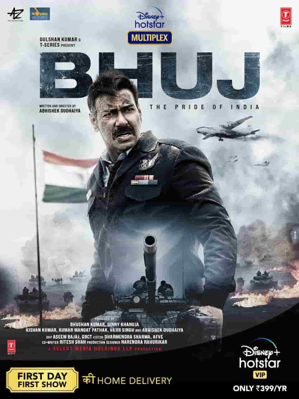 Download Bhuj: The Pride of India Full Movie HD