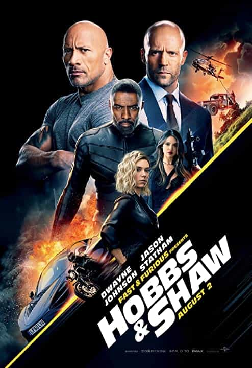 Download Fast & Furious Presents: Hobbs & Shaw Full Movie HD